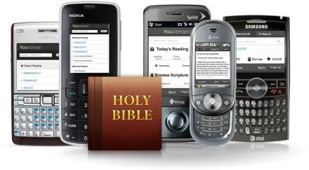 digital bible reading
